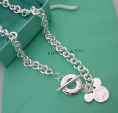 Tiffany Disney necklace. LOVE IT!