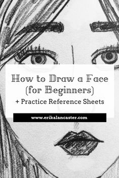 Uplifting Learn To Draw Faces Ideas. Incredible Learn To Draw Faces Ideas. Figure Drawing Tutorial, Sketches Tutorial, Face Sketch, Drawing Sketches, Drawing Drawing, Sketching, Anatomy Drawing, Anime Face Drawing, Basic Drawing