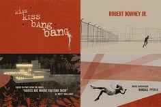kiss-kiss-bang-bang opening credits - designer: Danny Yount - saul-bass style