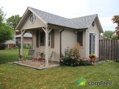 Check out this Shed in St. Catharines #ComFree