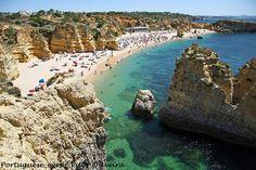 Praia de São Rafael - Portugal by Portuguese_eyes, via Flickr