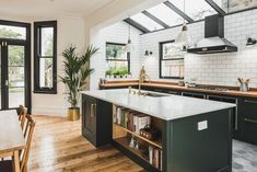 dream kitchen from Sustainable Kitchens.