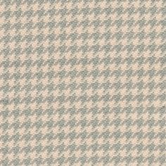 Hunt Club Houndstooth Coriander/Champagne Roth Tompkins Fabric         This coriader green & champagne houndstooth fabric