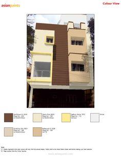 Asian paints exterior colour combinations exterior - Asian paints exterior visualizer ...