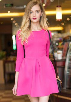 Käytä rohkeasti pinkkiä!