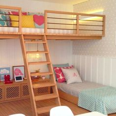 Home Decored Ideas Bedroom Kids Little Girls Loft Beds 56 Ideas