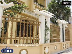Bạn biết gì về những ưu việt của hàng rào bê tông ly tâm?