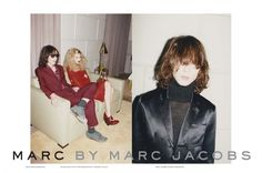 marc mj fall7 800x531 Marc by Marc Jacobs Gets Moody for Fall 2013 Ads by Juergen Teller