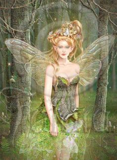 Elves Faeries Gnomes: #Faeries.