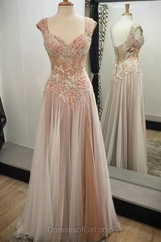 Long Prom Dress, Princess Prom Dresses, Sweetheart Evening Dresses, Pink Party Dresses, Tulle Formal Dresses