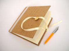 Burlap lace rustic wedding - Winter wedding gift guide  by Hila Welner on Etsy