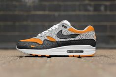 """This Nike Air Max 1 Completes the size-Exclusive """"Safari"""" Pack"""