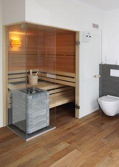 Sauna Design, Bath Design, Diy Sauna, Indoor Sauna, Sauna Room, Small Modern Home, Outdoor Spa, Bathroom Goals, Steam Room