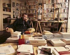 Foto di attualità : The Writer Olivier Rolin. l'écrivain Olivier...