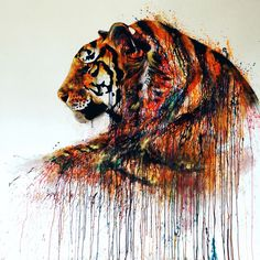 Colorful and Expressive Artworks by Emily Tan | Abduzeedo Design Inspiration