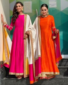 suit Pure Silk Color Block Anarkali Suit designs indian style You are in the right place about clothes for women everyday Here we offer you the most beautiful pictures about the clothe Anarkali Dress, Pakistani Dresses, Indian Dresses, Indian Outfits, Lehenga, Silk Anarkali Suits, Salwar Suits, Indian Skirt, Sharara Suit