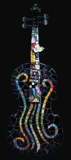 Black Violin by Chris Zonta