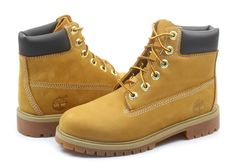 6c0eece5c460 Timberland Bakancs - 6 In Premium Boot - 12909-WHE - Office Shoes  Magyarország Romania