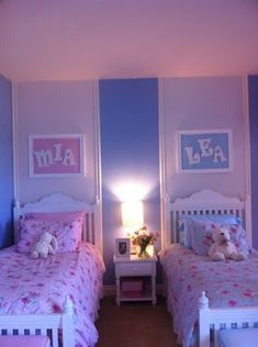 45+ Cute Twin Beds For Teenage Girls Design Ideas