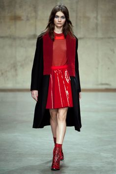 Unique Fall 2013 RTW Collection - Fashion on TheCut