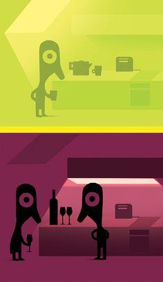 +++++++ Chris Haughton +++++++ - illustration
