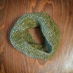 Round cowl. Rowan yarn.