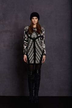 Nicole Miller - Pre-Fall 2013 - Look 1 of 22