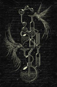 Alchemy on Behance