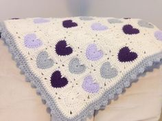 Lakeside Love Blanket - Happily Yarn After