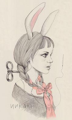 Illustration by Yukari Terakado x