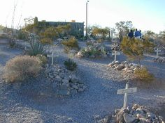 BootHill Cemetery, Tombstone AZ