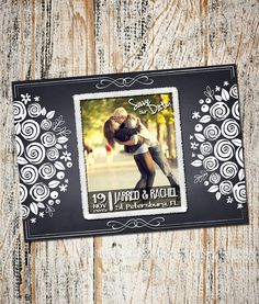 Save The Date / Custom Photo Announcement / by partyprinters