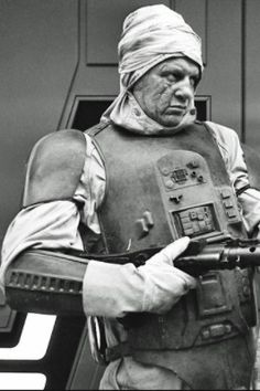 Dengar the bounty hunter from The Empire Strikes Back.