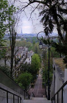 Paris, Saint-Cloud