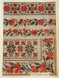 Gallery.ru / Фото #166 - вишиванки та різні взори - 417lilu