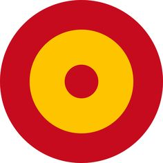 Roundel of the Spanish Air Force - Escarapela aeronáutica - Wikipedia, la enciclopedia libre Air Fighter, Fighter Jets, Visa Card Numbers, Spanish Air Force, Air Force Patches, Naval, Aircraft Design, Nose Art, Us Air Force