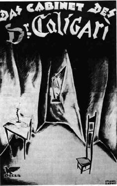 Sketch's Studios: Film Review: The Cabinet of Dr Caligari (1920)