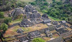 Uno de los sitios arqueológicos más impresionantes de la zona maya: Toniná en Chiapas