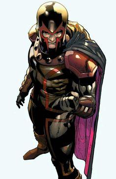 Magneto by Leinil Francis Yu