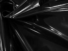 Lackleder Stretch - Schwarz #10051-0011