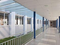 Revitalização Colégio Asa Norte #Design #Arquiteturaeurbanismo