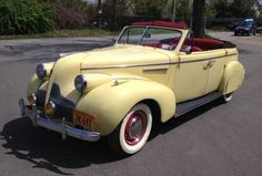 Hemmings Find of the Day – 1939 Buick Special Model 41C four-door phaeton