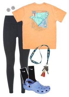 40006f2ab3fbe3 Nice Stunning Fall Outfits Ideas To Wear At School. Leighanne · crocs  fashion