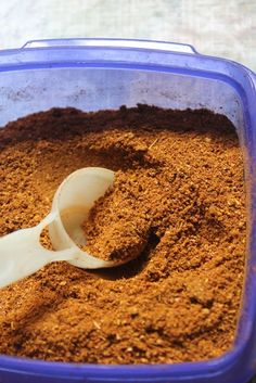 Curry powder is a great one to have on hand. It is completely different from garam masala powder..This one has all the spices added in...