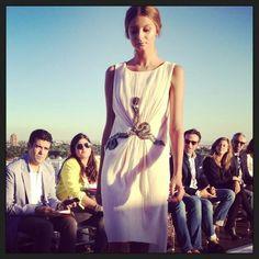 Beautiful dress by jorge vazquez