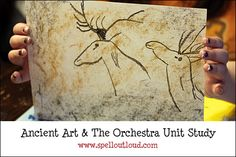 Ancient Art & the Orchestra Unit Study by @HarmonyFineArts