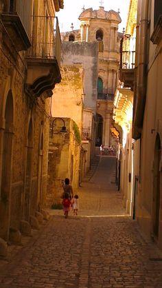 San Giovanni, Scicli (Sicily)
