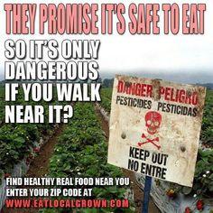 #Monsanto
