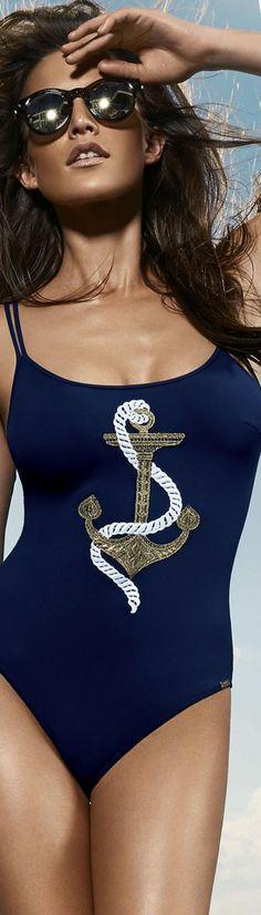Maryan Mehlhorn New Port One Piece Swimsuit