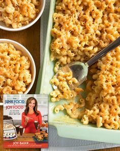 Joy Bauer shares simple swaps to lighten up your favorite fattening foods as well as some recipes from her new book, From Junk Food to Joy Food.